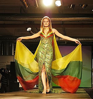 Model Hooker in Lithuania